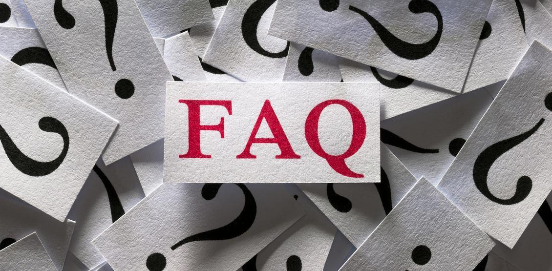 DOTS Address Validation FAQ