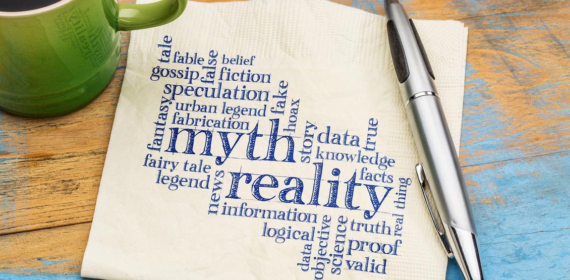 Popular Myths about Big Data