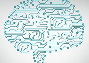 Circuit board computer brain