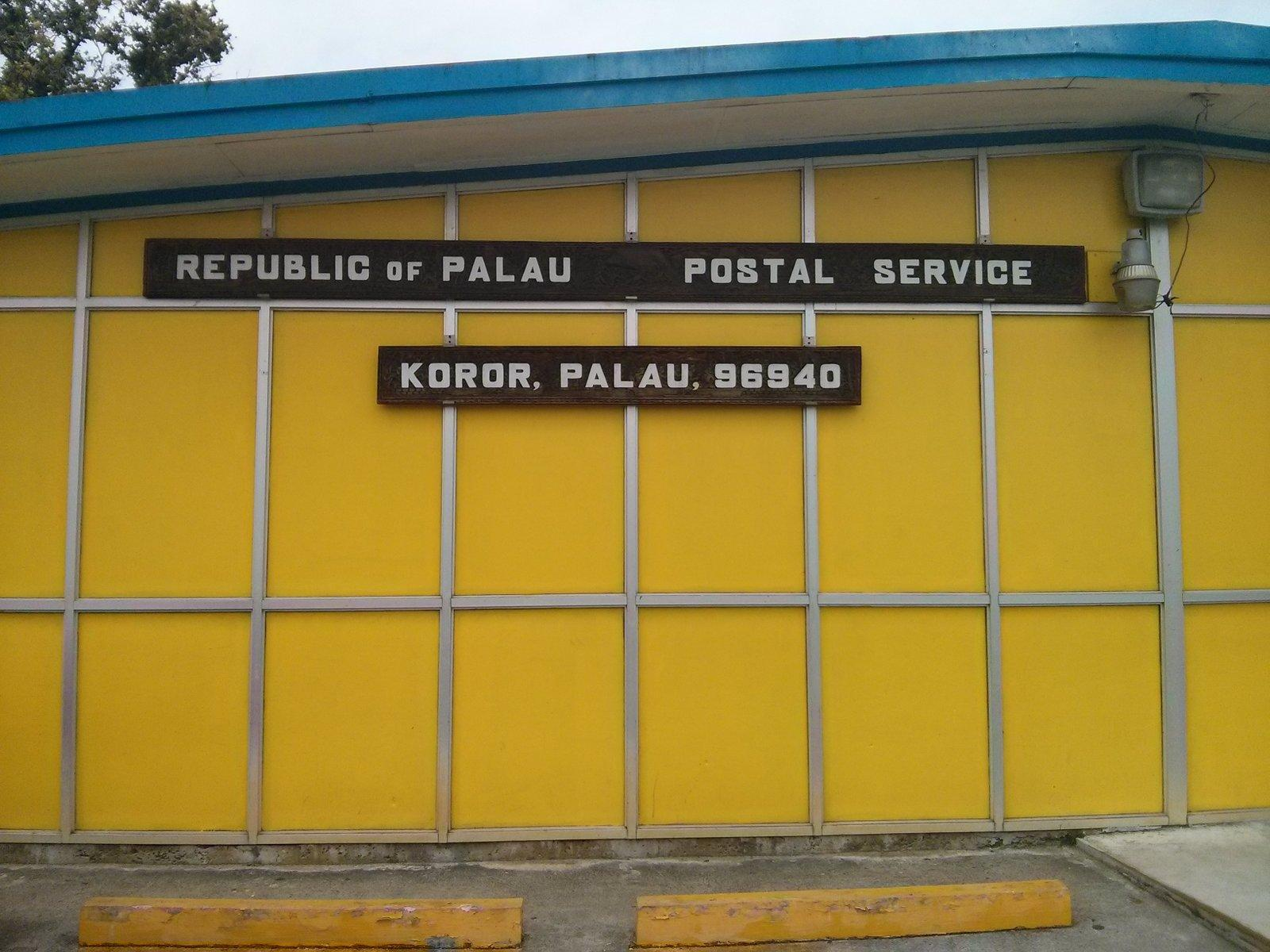 Palau Post Office