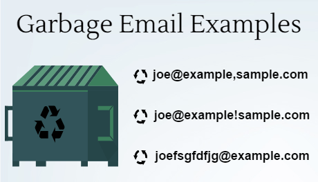 email addresses examples