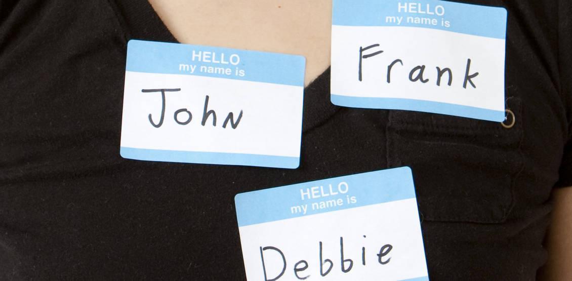 Name Deduplication Techniques