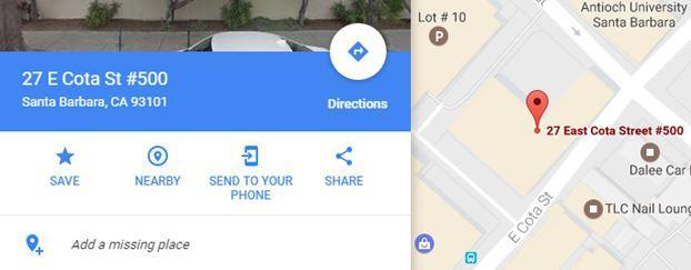 Can Google Maps be used to Validate Addresses?