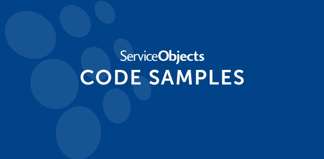Service Objects Announces DOTS NuGet Packages