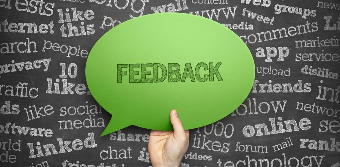 Why Providing Feedback is Important to Improving Software