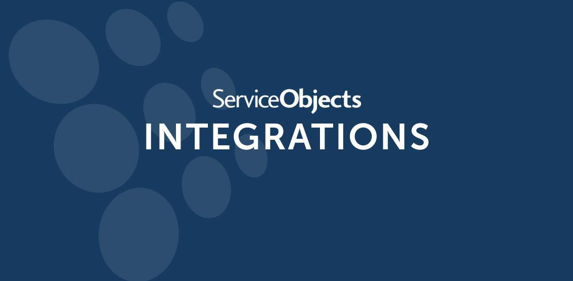 Service Objects integrations can help improve your contact data quality, help with data validation, and enhance your business operations.