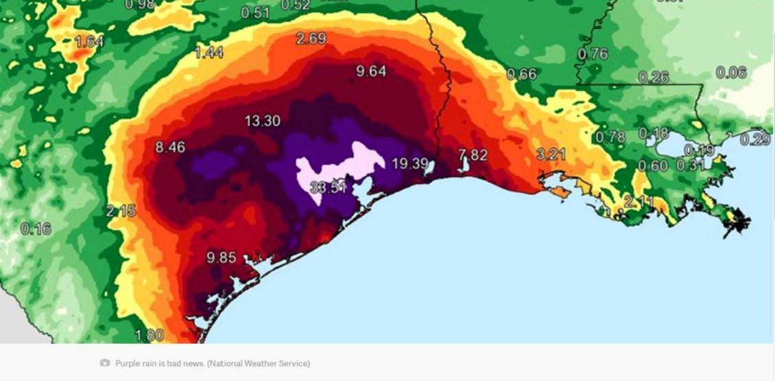 What Can We Do? Service Objects Responds to Hurricane Harvey