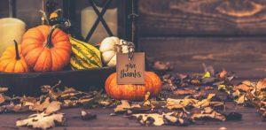 Three Things I am Thankful for This Thanksgiving