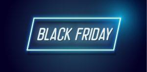 Black Friday Neon Sign