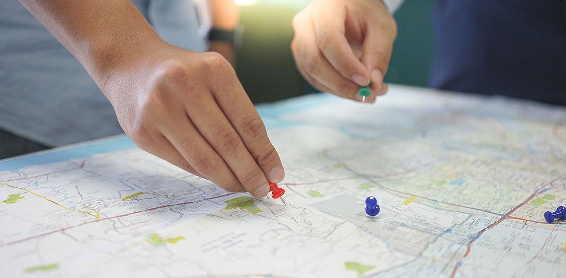 Changes in Latitude, Changes in Attitude: Understanding Geocoding