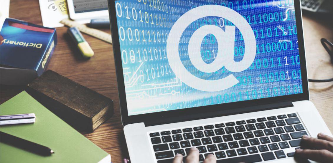 IP address vs domain in an email address