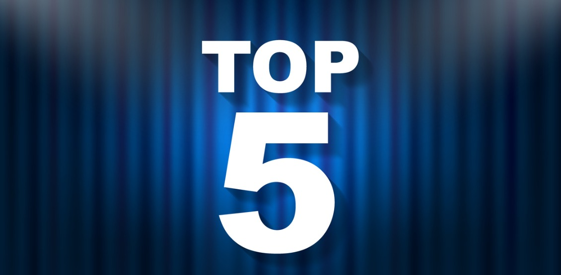 Our Top 5 Tech Blogs of 2020