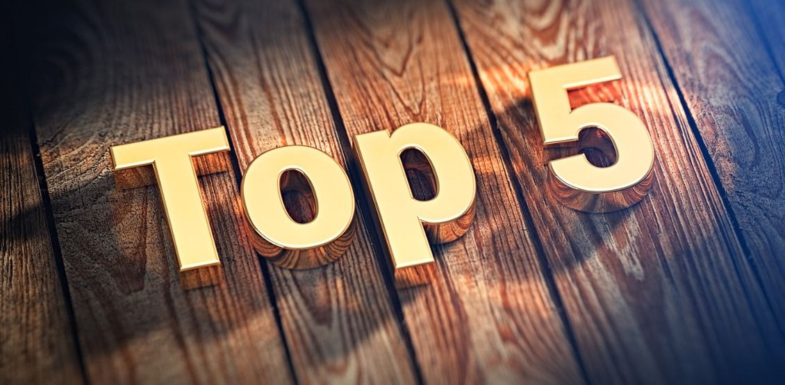 Our Top 5 Marketing Blogs of 2020