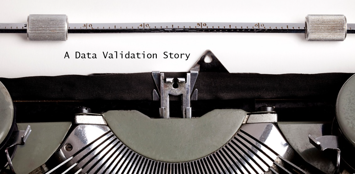 Source, Campaign and Capture: A Data Validation Story